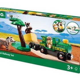 brio kolejka safari 33720