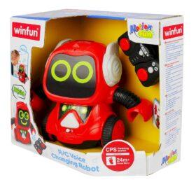 robot sterowany dla dziecka