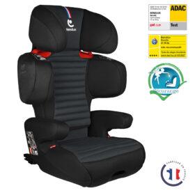 Fotelik samochodowy dla dziecka Renolux Olymp Carbon kolor carbon czarny 15-36kg