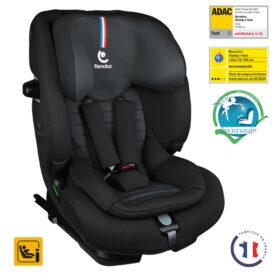 Fotelik samochodowy dla dziecka Renolux Olymp Carbon ADAC TCS kolor czarny