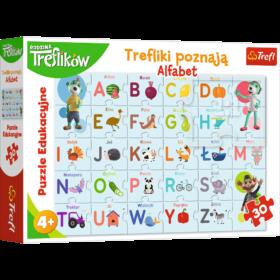 trefl alfabet