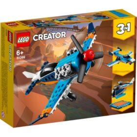 Lego creator samolot śmigłowy