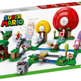 LEGO Super Mario Toad szuka skarbu - zestaw rozszerzający