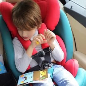 Zamek pasów bezpieczeństwa do dziecięcych fotelików samochodowych Zopa