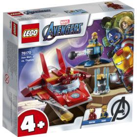 LEGO Avengers Iron Man kontra Thanos