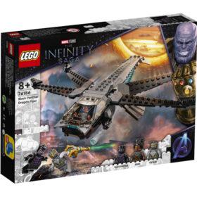LEGO Super Heroes Helikopter Czarnej Pantery