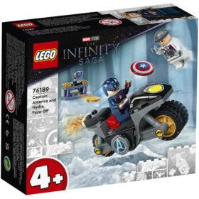 LEGO Super Heroes Kapitan Ameryka i pojedynek z Hydrą