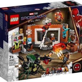lego spiderman 76185