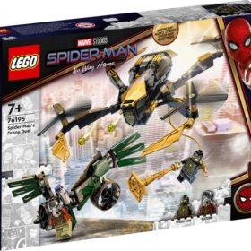 lego spiderman 76195